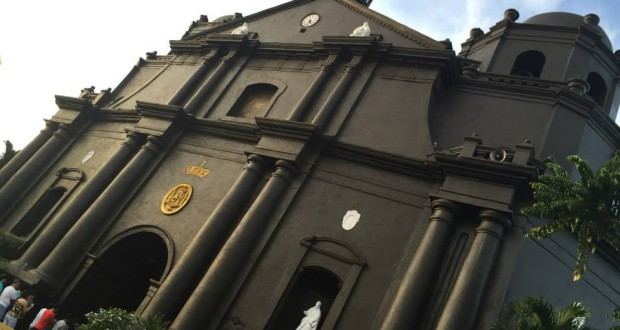 naga city, where to go in naga city, places to visit in naga city, naga cathedral
