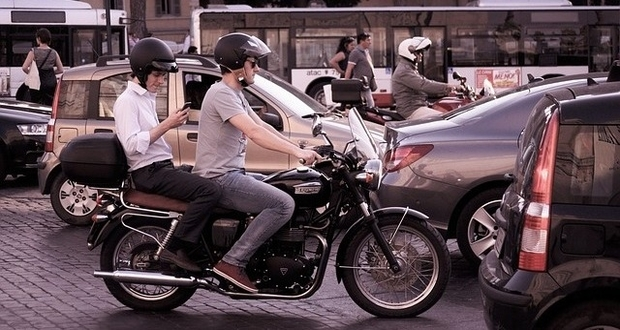 3 Types of Motorcycles for a Ride in the Metro