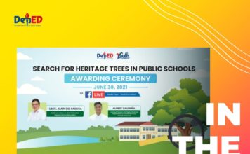 DepEd highlights importance of environment to schools